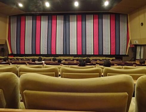 八丁座 壱、劇場内の様子