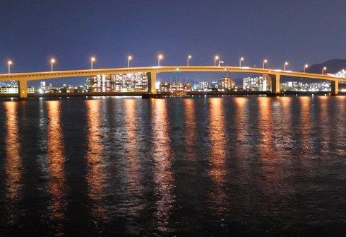 はつかいち大橋を4車線化へ、平成30年代中ごろ完成予定