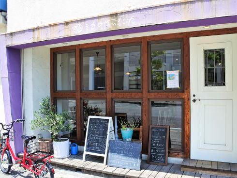 広島市 ミカグランドカフェ 外観