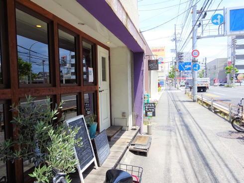 広島市 ミカグランドカフェ 外観2