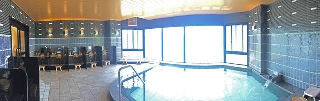 宮浜グランドホテルの大浴場