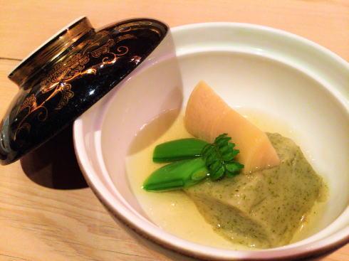 広島市 にかいのおねぎや笹木 コースの野菜料理