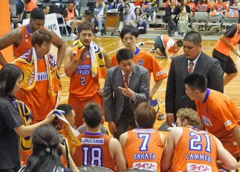 佐古賢一ヘッドコーチ 辞任、広島ドラゴンフライズ