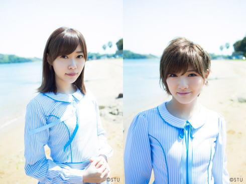 瀬戸内版AKB「STU48」指原莉乃、岡田奈々