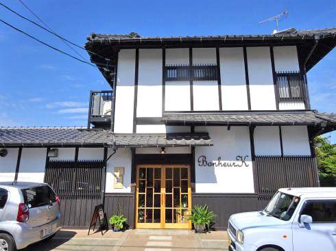 広島市南区 ボヌールケイ 外観