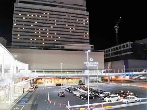 広島駅 新幹線口 ペデストリアンデッキ2