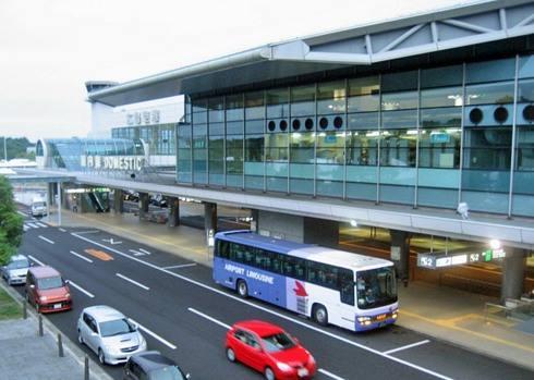 広島空港 国内線