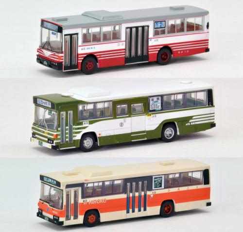 広島バスセンター開業60周年!記念バスコレクション発売