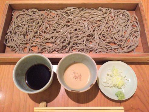 広島市中区 板蕎麦 香り家の板蕎麦