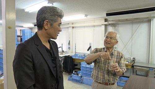 吉川晃司がルーツ広島をたどり、シューイチ中丸は原爆ドーム内部へ