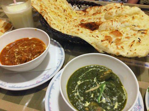 インド料理店 TAJ(タージ)、三次でスパイシーボリュームカレー
