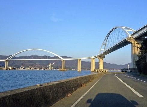 内海大橋(福山市)