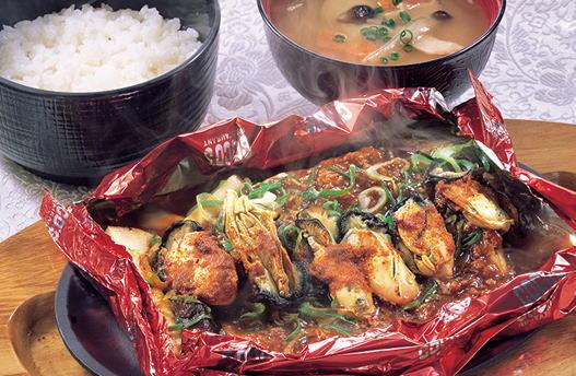 ココス、広島県産牡蠣と秋の味覚フェア2017年9月から