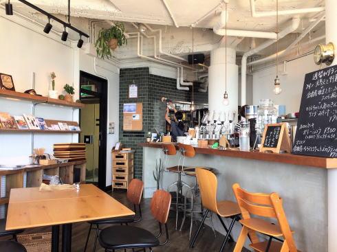 シーサイドカフェ アルファ 店内の様子3
