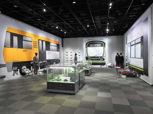 アストラムまつり 特別展示(ヌマジ交通ミュージアム)