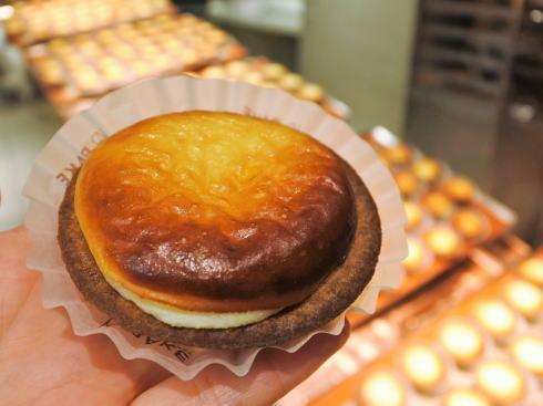 ベイクチーズタルト 広島駅に中四国初、広島限定のレモンチーズタルトも