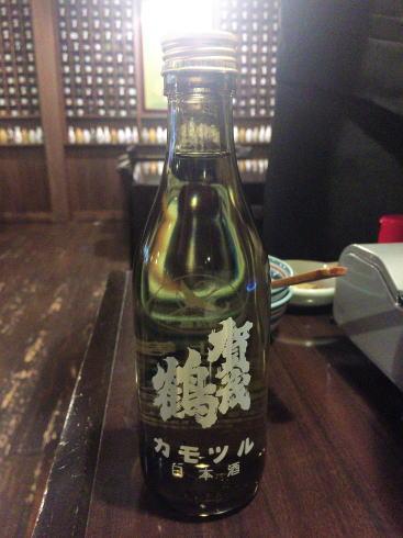 東広島市 佛蘭西屋(ふらんすや)美酒鍋に使う酒