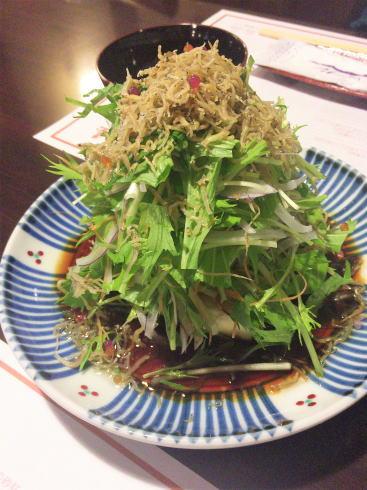 東広島市 佛蘭西屋(ふらんすや)サラダ