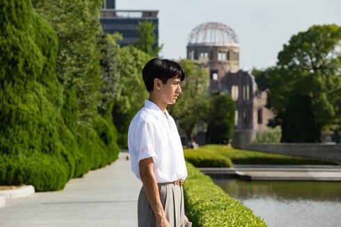 ゲバラを取材した中国新聞記者を、永山絢斗が演じた