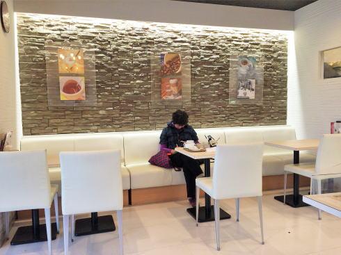 東広島市 フレスコ サンドカフェ 店内の様子3