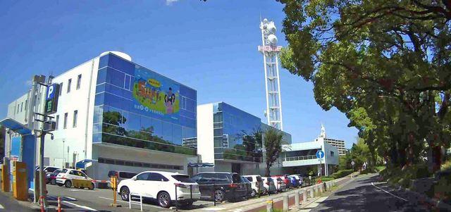 広島ホームテレビ 社屋