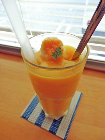 とびしま柑橘工房 みかんスムージー
