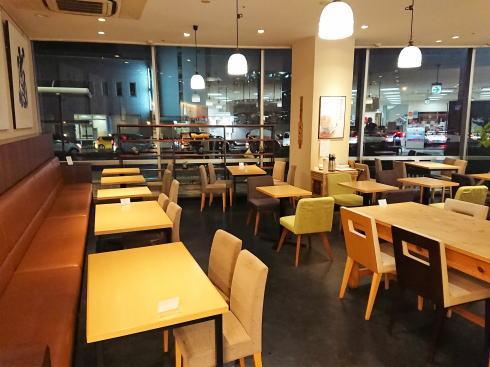 天満屋緑井店 和カフェ まるたか堂 店内の様子3