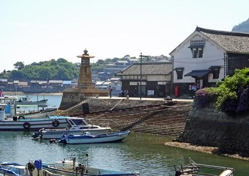 福山の古き良き鞆の街並み、国の重要伝統的建造物群保存地区へ