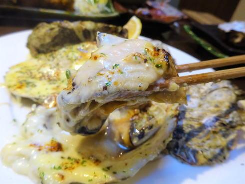 宮島 牡蠣屋 牡蠣グラタン2