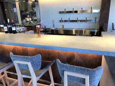 宮島ブルワリー 3階レストラン店内の様子3