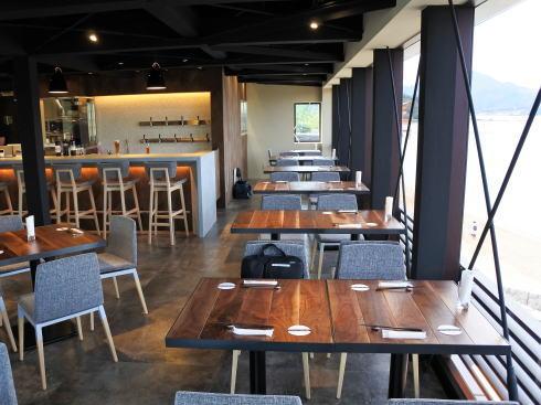 宮島ブルワリー 3階レストラン画像2