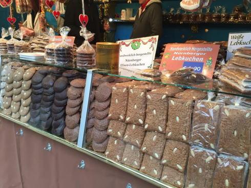 クリスマスマーケット レープクーヘン