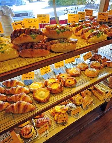 ゆういちのパン屋 Mushの店内写真
