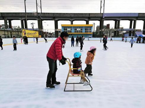 福山メモリアルパーク スケート場(アイスアリーナ)の写真3