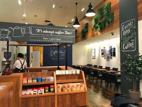 葉山珈琲、広島トランヴェールビルに中四国エリア初店舗