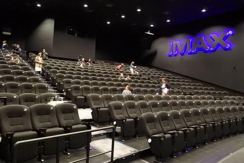 広島バルト11 IMAXシアター