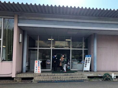 JFE福山工場見学会 の様子4