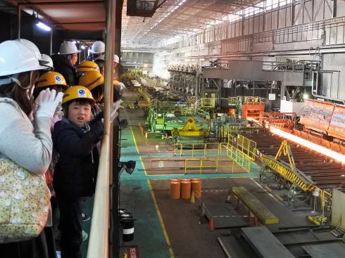 世界最大級の製鉄所で体感!JFE福山工場見学会レポート