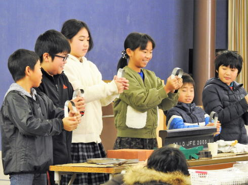 JFE福山工場見学会 の様子3