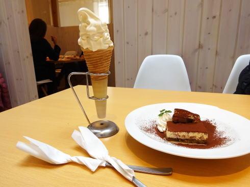 宇品 ラソラ イタリアンレストラン ランチのデザート