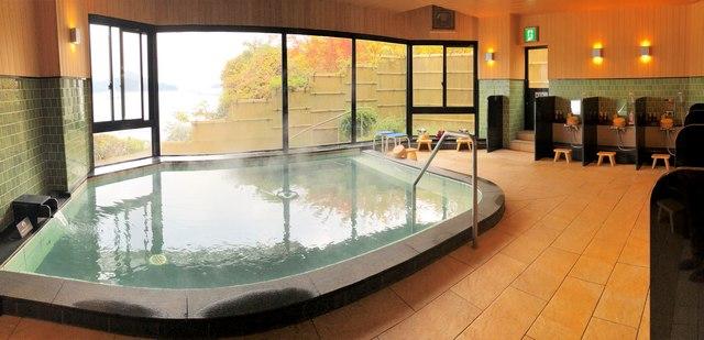 宮浜グランドホテル 温泉の写真