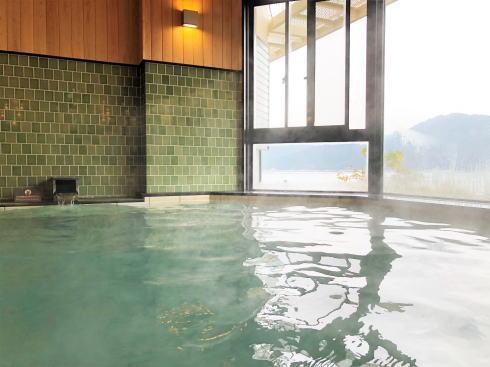 宮浜グランドホテル 温泉の写真2