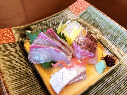 宮浜グランドホテル 日帰り会食プラン 料理写真2