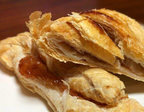 道の駅たかの アップルパイが美味