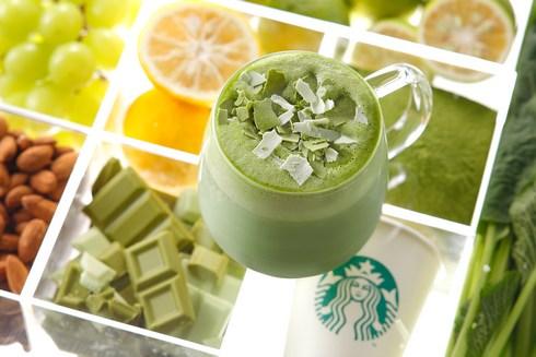 スタバが東京・広島・福岡など全国10店舗のみで先行販売「抹茶×フルーツ」新メニュー