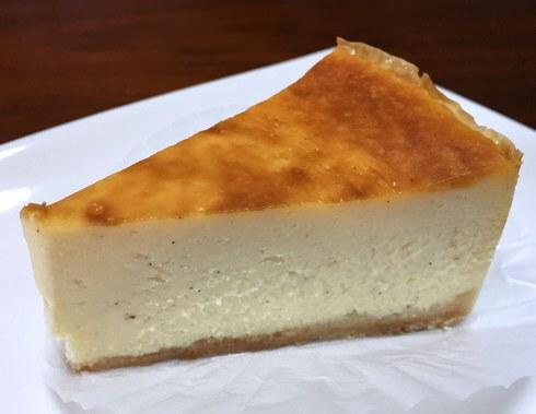 井口の焼き菓子店、スウィンギングバードキッチン NYチーズケーキ