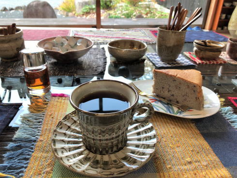 大崎上島のカフェ 珈琲 陶 選べるコーヒーカップ6