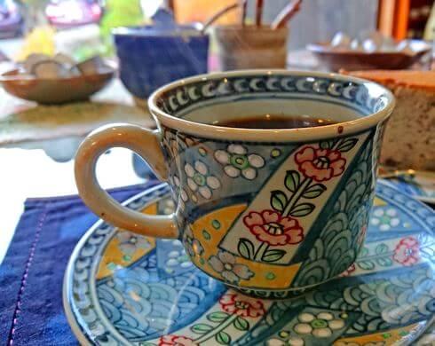 大崎上島のカフェ 珈琲 陶 選べるコーヒーカップ3