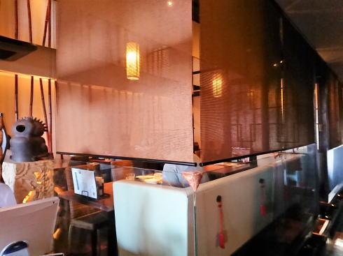 福山 チャイナレストラン 茶花 店内の様子2