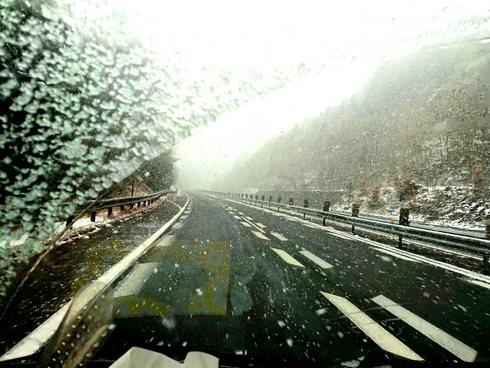 今シーズン1の最強寒波!広島も全域で雪、北部に大雪警報も